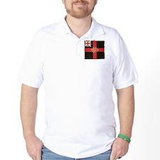 Regimental colour T-Shirt