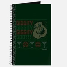 family guy quagmire ugly christmas Journal