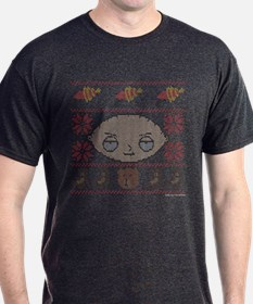 family guy stewie ugly christmas T-Shirt