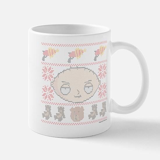 family guy stewie ugly christmas Mug