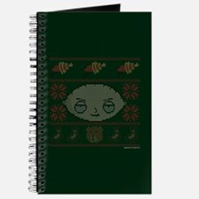 family guy stewie ugly christmas Journal