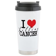 Oncology nurse Travel Mug