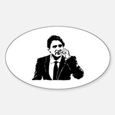 Liberal party of canada Sticker (Oval)