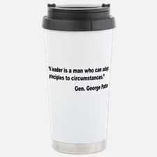 Unique George patton Travel Mug