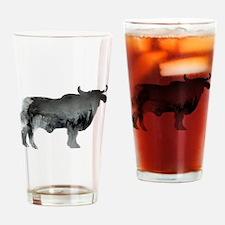 Brahman Drinking Glass