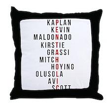 Cool Fandom Throw Pillow