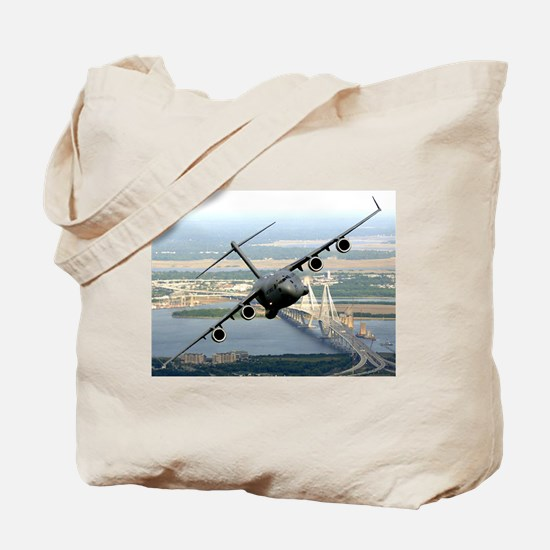 America's Gateway to the Worl Tote Bag