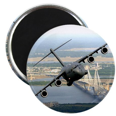 """America's Gateway to the Worl 2.25"""" Magnet (100 pa"""