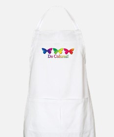 Butterfly DeColores BBQ Apron