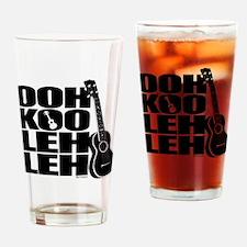 Ooh Koo Leh Leh Drinking Glass