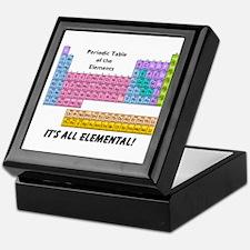 It's All Elemental Keepsake Box