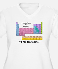 It's All Elemental T-Shirt