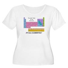 It's All Elemental T-Shirt