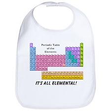 It's All Elemental Bib