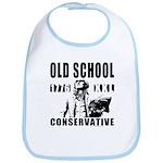 Old School Conservative Bib