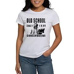 Old School Conservative Tee