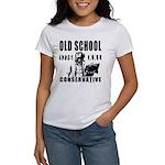 Old School Conservative Women's T-Shirt