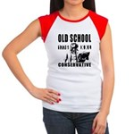 Old School Conservative Women's Cap Sleeve T-Shirt