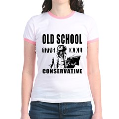 Old School Conservative T
