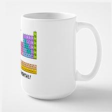 It's All Elemental Large Mug