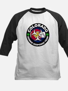 Colorado ZRT White Baseball Jersey