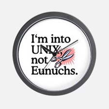 UNIX not Eunuchs Wall Clock