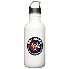 Colorado ZRT White Sports Water Bottle