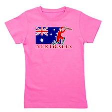 Cute Australian cities Girl's Tee