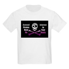 Asexual Pirate Flag T-Shirt
