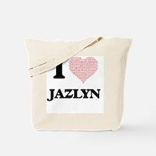 Unique Jazlyn Tote Bag