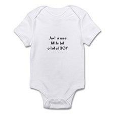 Just a wee little bit o total Infant Bodysuit