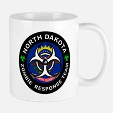 ND ZRT White Mugs
