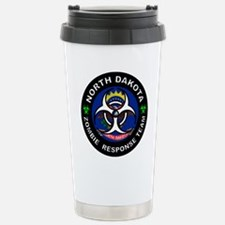 ND ZRT White Travel Mug