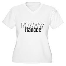 Navy Fiancee T-Shirt