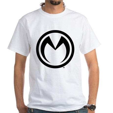 SuperMule White T-Shirt