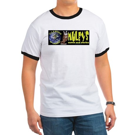 Muley World of Laughs Ringer T