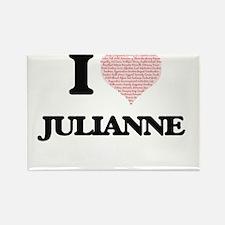 I love Julianne (heart made from words) de Magnets
