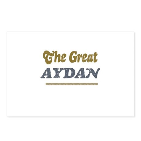 Aydan Postcards (Package of 8)