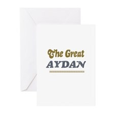 Aydan Greeting Cards (Pk of 10)
