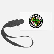 MD ZRT Green Luggage Tag
