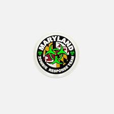 MD ZRT Green Mini Button (100 pack)