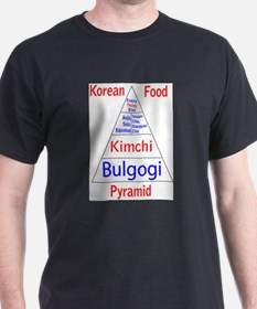 Cool Food pyramid T-Shirt
