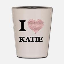 Unique Katie Shot Glass