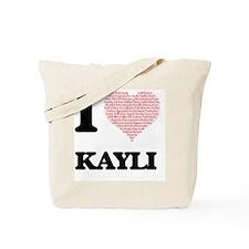Unique Kayli Tote Bag