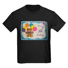 Boy 7th birthday T