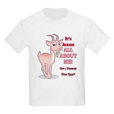 Goat About Me T-Shirt
