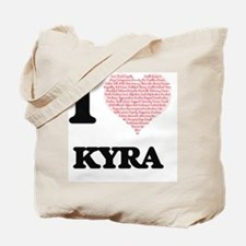 Cute Kyra Tote Bag