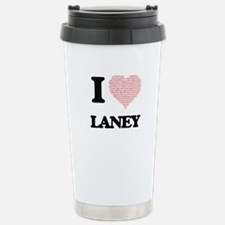 I love Laney (heart mad Travel Mug