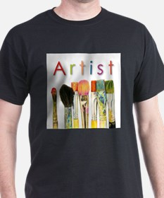 Unique Painting T-Shirt