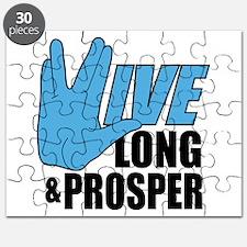 Live Long Prosper Puzzle